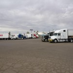 truck stop thankgiving day