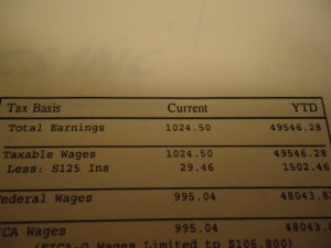 Truck Driver Salary Too Low?