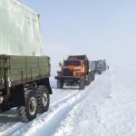 Russian Truckers