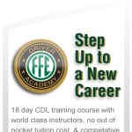 FFE Transportation Inc. Free Truck Driving School