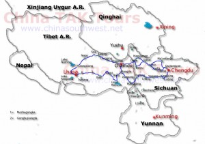 The Sichuan-Tibet Highway: Worlds Most Dangerous Highway