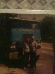 Cabover, Truckers in the 60s and 70s