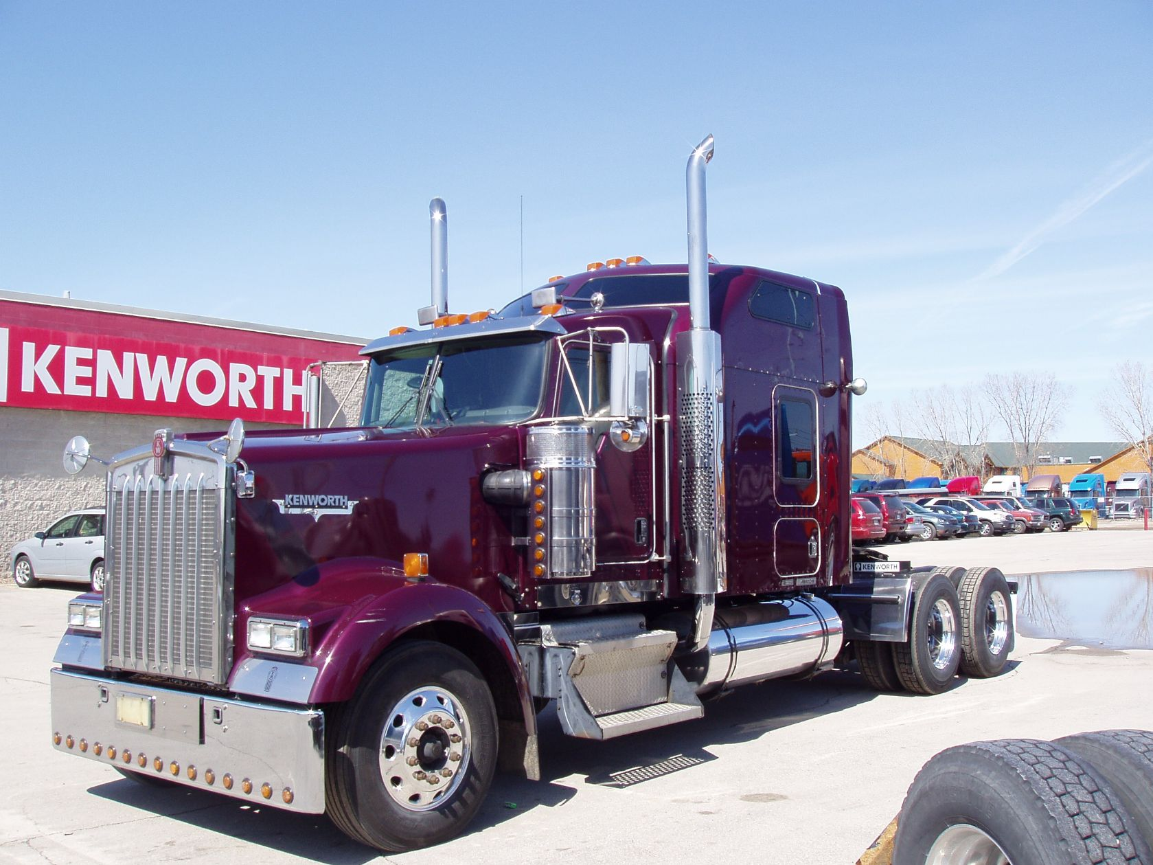 kenworth trucks. Black Bedroom Furniture Sets. Home Design Ideas