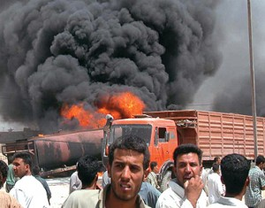 Truckers In The Middle East