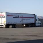 Trucker pictures No Parking