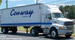 Con-Way Trucking company
