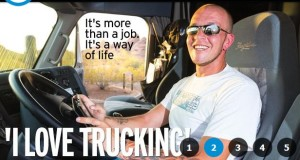 "All About Stephen ""Trucker Steve"" Adams"