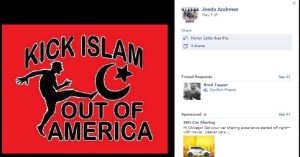 Kick Islam Post