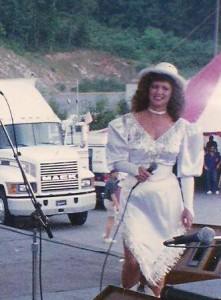 Zeeda Andrews 1980