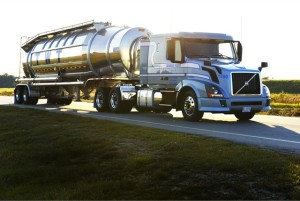 2013 US Trucking News — Tidewater Transit and MCO Transport Nabbed 2013 Volvo Trucks Safety Award