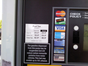 House Bill to Increase Fuel Tax