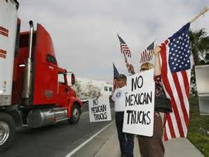 Cross Border Trucking with Mexico