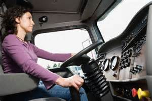 Women Truck Drivers on the Road