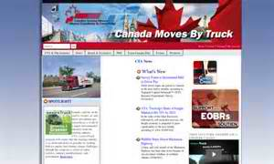 Canadian Truckers Complain About Lack of Truck Stops