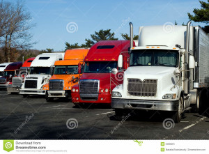 Shortage of Truck Rest Areas in the United States