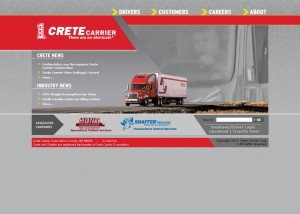 Crete Carrier Announces Pay Increase for Truck Drivers